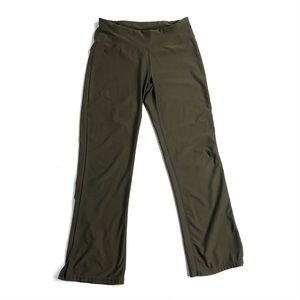 Lucky pants xs yoga lounge gym olive green
